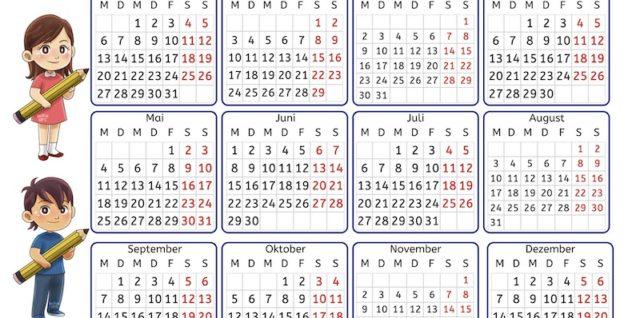 Jahreskalender, Legasthenie, Dyskalkulie, Legasthenietraining, Dyskalkulietraining, Lesen, Leseverständnis, Kalender, kostenlos, Eltern, Kinder, AFS-Methode