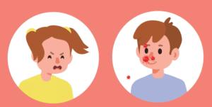 Corona, Corona für Kinder erklären, flattenthecurve,