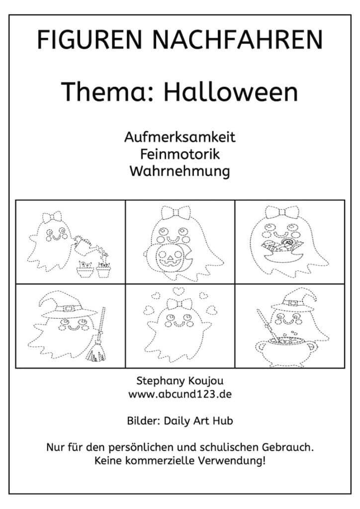 Halloween, Bloghop, AFS-Methode, Legasthenie, Nachfahren, Koujou, Stephany Koujou, kostenlos, Eltern, Hand-Auge-Koordination